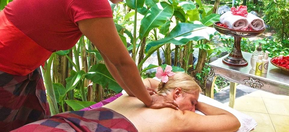Massage Activity